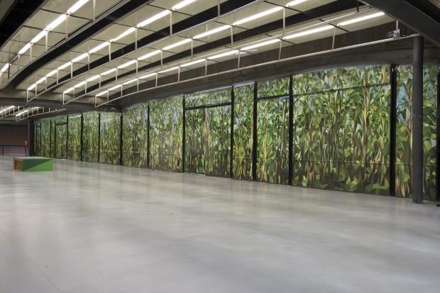 Instalação de Albano Afonso na mostra 'Beleza?', no Centro Cultural São Paulo
