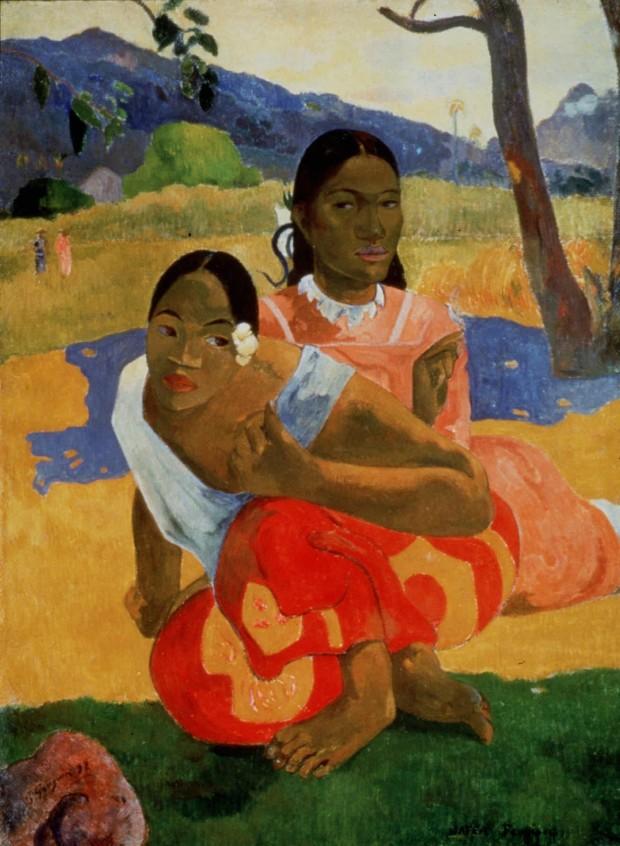 'Nafea Faa Ipoipo (Quando se Casará?)', quadro de Paul Gauguin vendido por US$ 300 milhões nesta semana