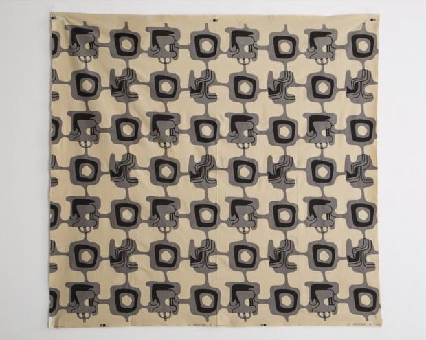 Obra de Roberto Burle Marx, que estará em mostra da galeria R & Company, em Nova York