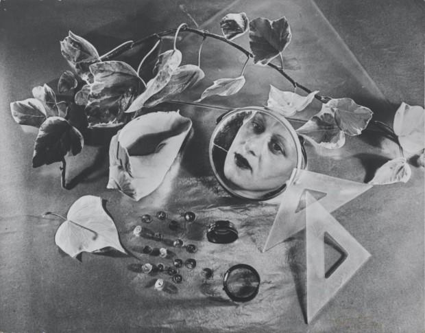 'Autorretrato', obra de  Grete Stern realizada em 1943 que estará em mostra no MoMA