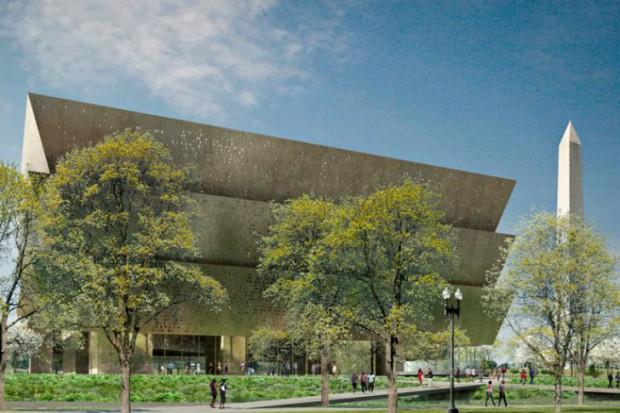 Projeto de David Adjaye para o African-American Smithsonian Museum