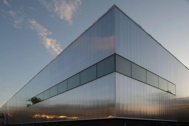 Garage, museu do bilionário Roman Abramovich desenhado por Rem Koolhaas em Moscou