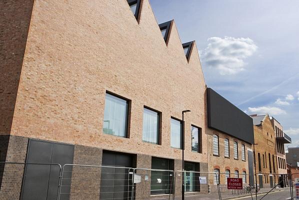 Newport Street Gallery, centro cultural de Damien Hirst em Londres