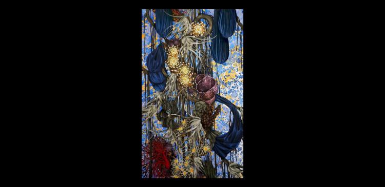 Obra de Mariana Palma, que a Casa Triângulo leva à Arco