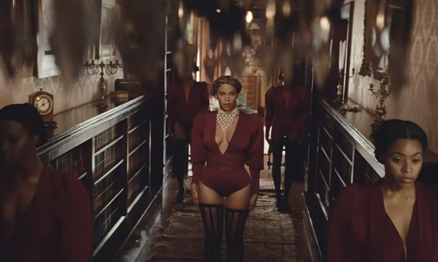 Cena do clipe 'Formation', de Beyoncé