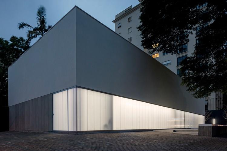 Nova sede da Casa Triângulo, desenhada pelo escritório Metro, nos Jardins