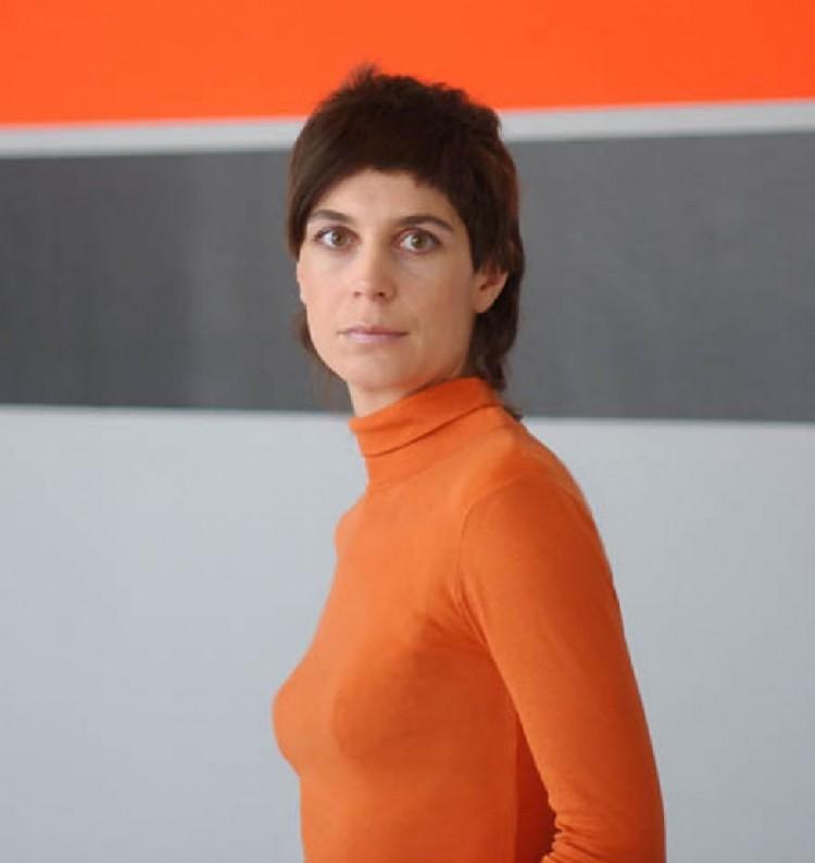 Christine Macel, curadora do Centre Pompidou, em Paris, e da próxima Bienal de Veneza