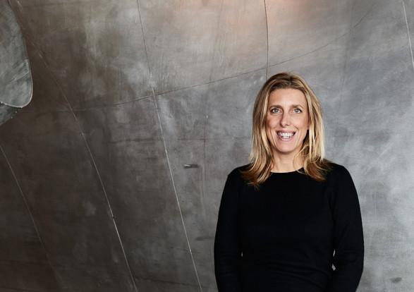 Emma Lavigne, curadora da filial do Pompidou em Metz, na França, e da próxima Bienal de Lyon